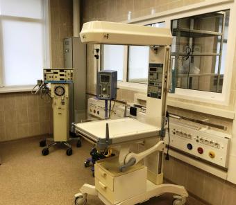Сломанный от перегрузки томограф в Сарапуле снова запустили в работу. Фото: mzur.ru