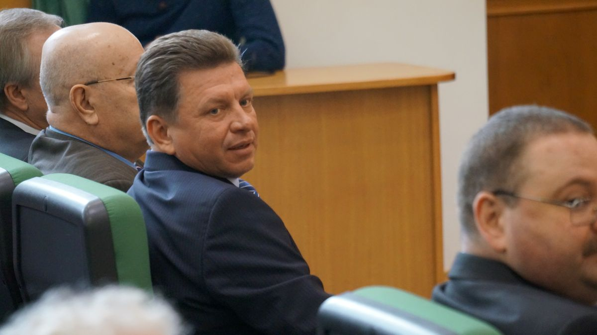 Председатель правительства УР Виктор Савельев. Фото: © «ДЕНЬ.org»