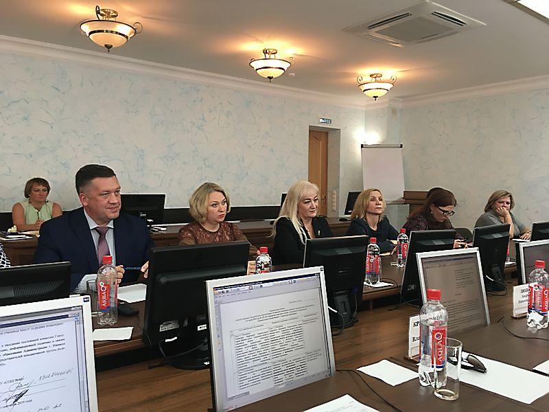 Заместитель главы администрации г. Ижевска Дмитрий Чистяков