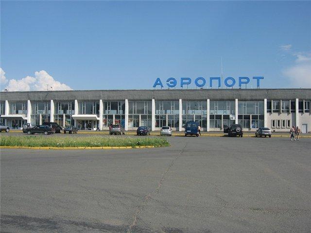 Ижевский аэропорт. Фото: ligamedia.ru
