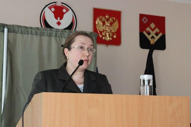Светлана Колодкина. Фото: malayapurga.ru