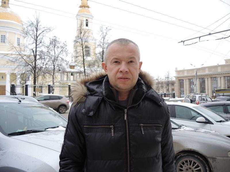 Директор МУП г. Ижевска «Горсервис» Михаил Немтинов. Фото ©«ДЕНЬ.org»