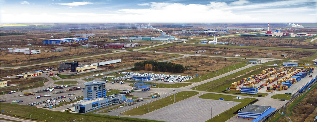 Особая промышленная экономическая зона Алабуга. www.nemiga.info