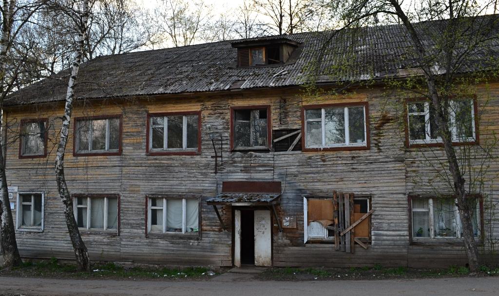 От дома 122г, где когда-то жил Юрий Богатырев, скоро останутся одни воспоминания. Фото: Александр Покребышев