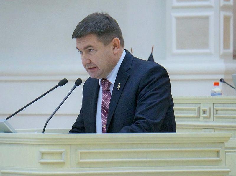 Министр здравоохранения УР Алексей Чуршин. Фото ©День.org