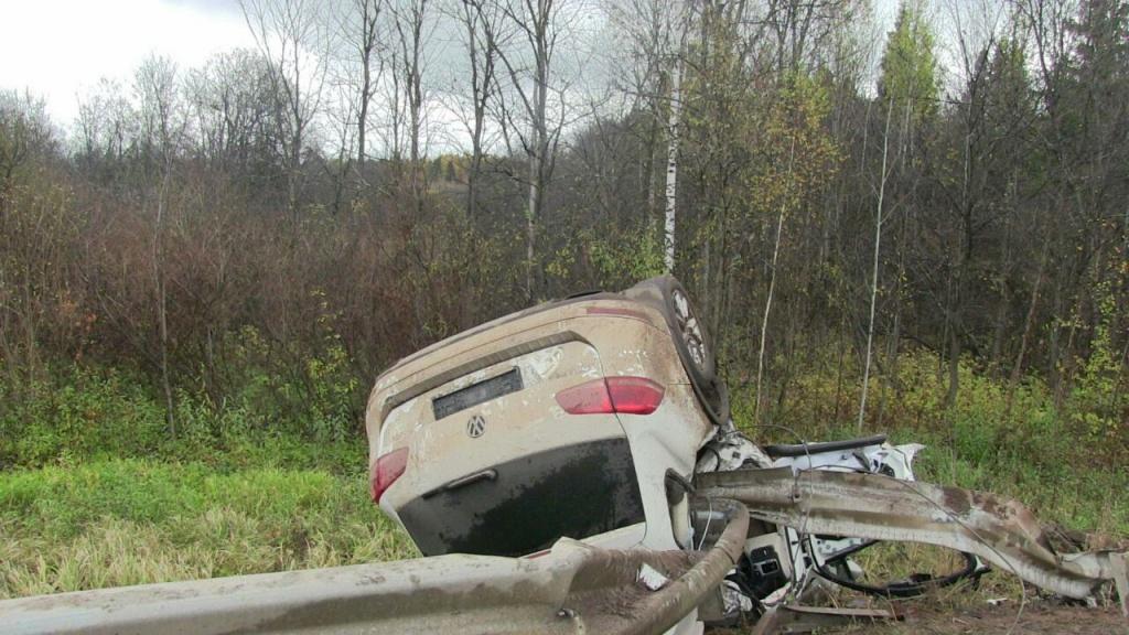 Женщина погибла после столкновения авто сограждением вокрестностях Ижевска