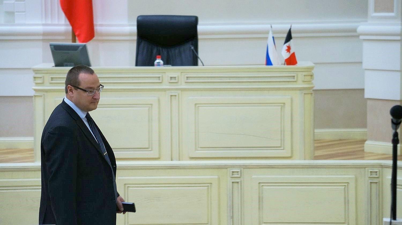 Министр финансов УР Станислав Евдокимов. Фото ©День.org