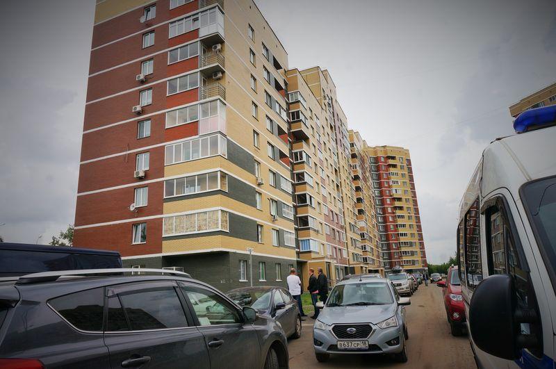 Дом 455 по ул. К. Маркса. Фото ©День.org