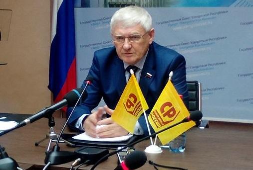 Виктор Шудегов. Фото: © «ДЕНЬ.org»