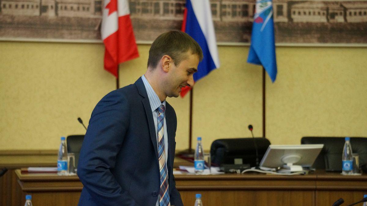 Ярослав Балобанов. Фото: © «ДЕНЬ.org»