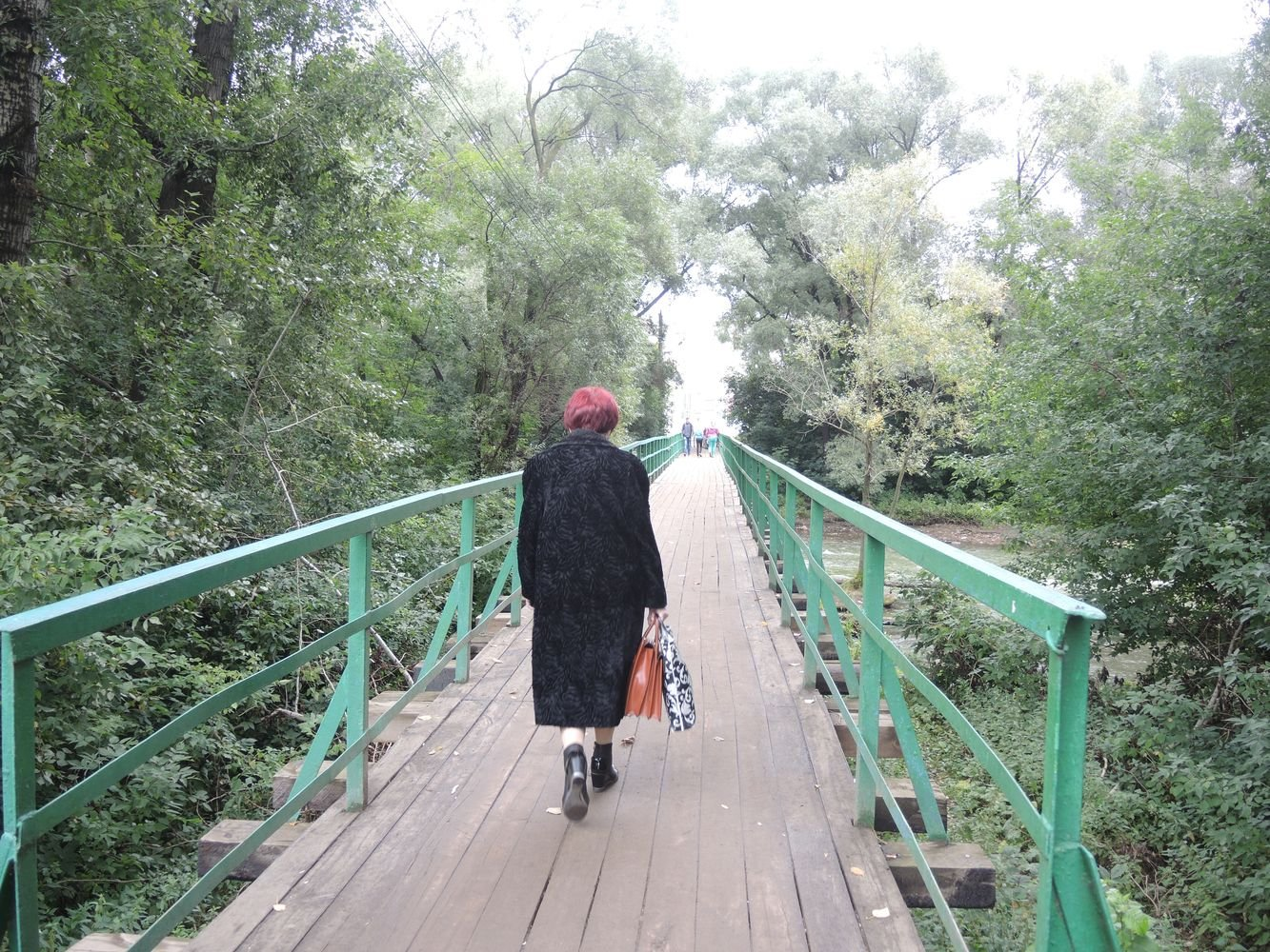 Мост через реку Иж. Фото ©День.org