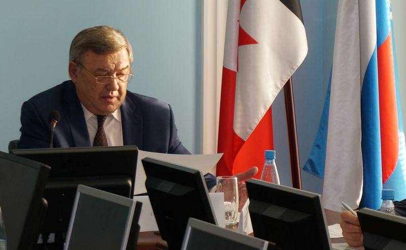 Глава Ижевска Юрий Тюрин. Фото ©День.org