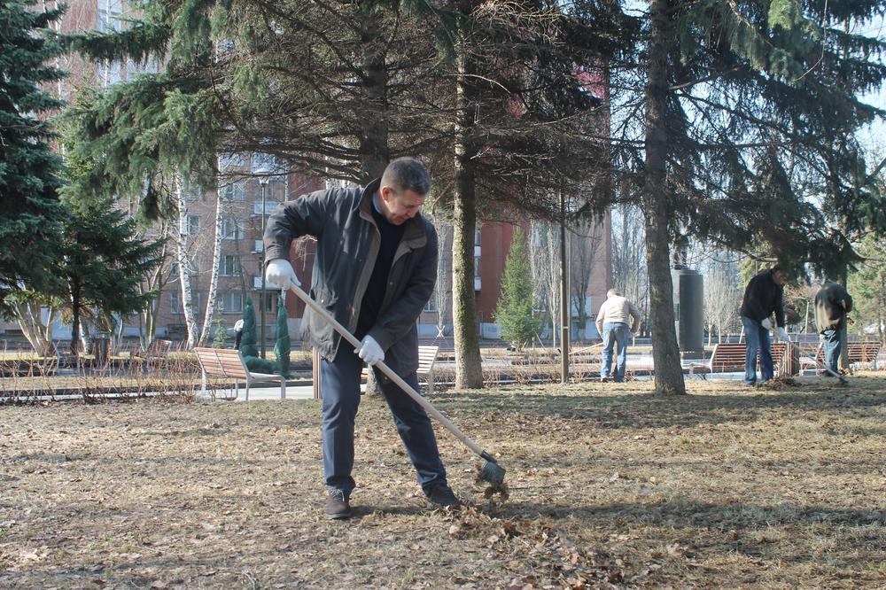 Первый замглавы администрации Ильдар Бикбулатов. Фото: izh.ru