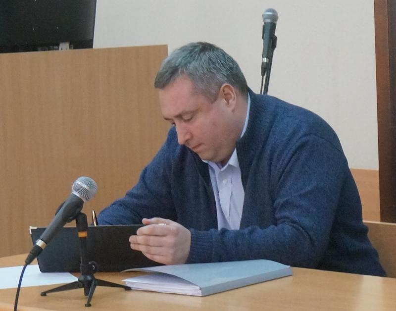 Адвокат Алексея Кайгородова. Фото: © «ДЕНЬ.org»