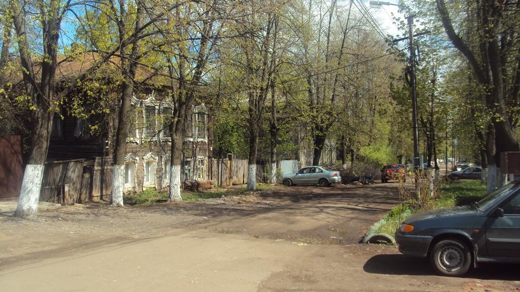 Практически вся улица Первомайская состоит из старинных купеческих домов. Фото: © «ДЕНЬ.org»