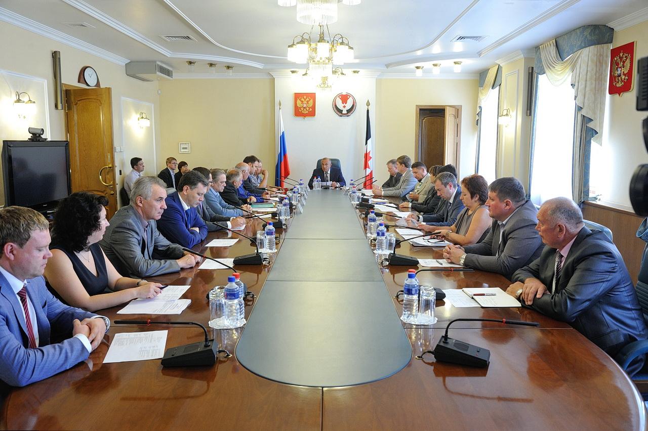 Фото: прессс-лужба Главы и Правительства УР