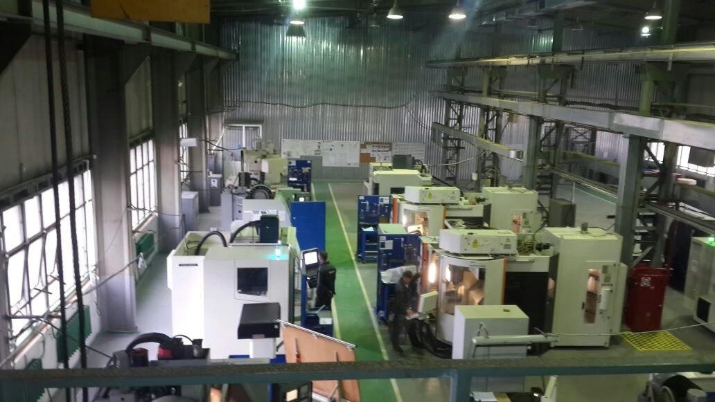 Учебный центр на территории концерна «Калашников». Фото: предоставлено УК «Удмуртский машиностроительный кластер».