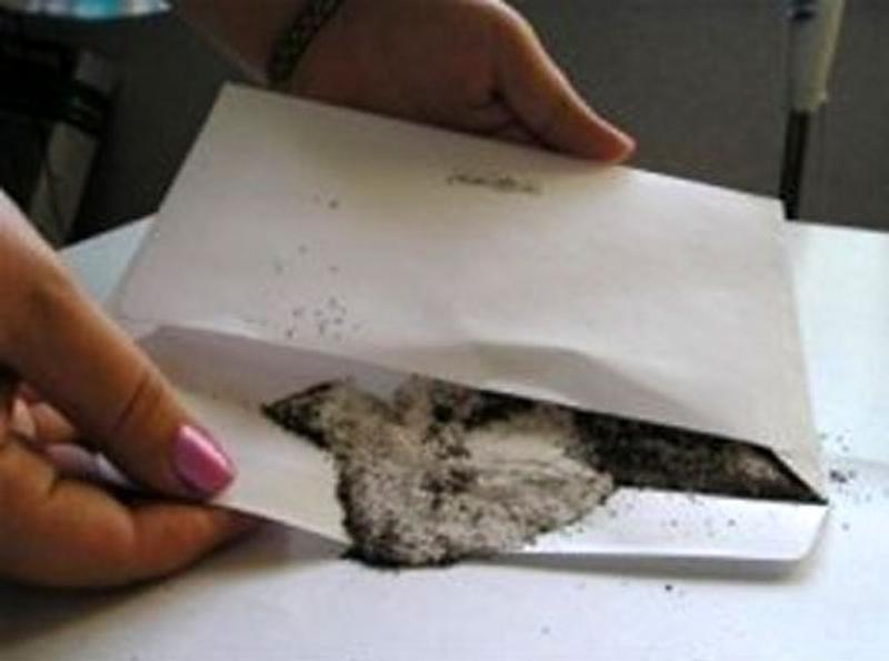 Конверт снаркотиками изъяли полицейские наотделении почты вИжевске