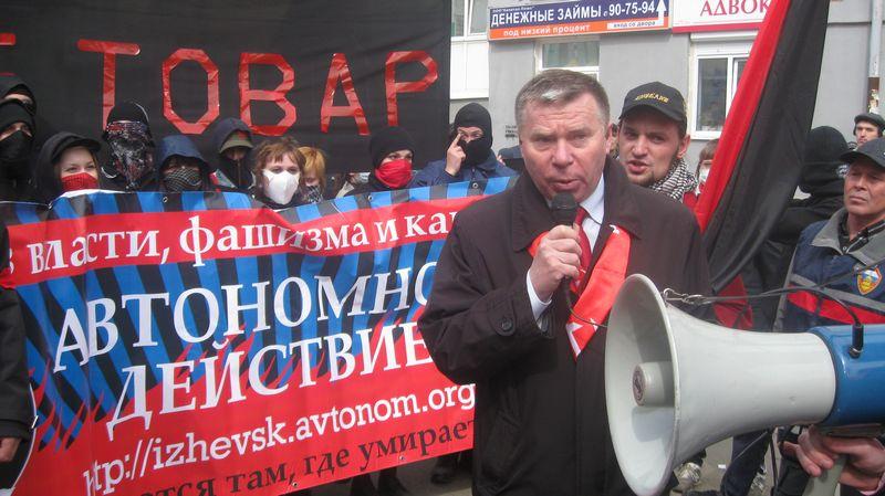 Владимир Бодров. Фото из ©архива газеты «День»