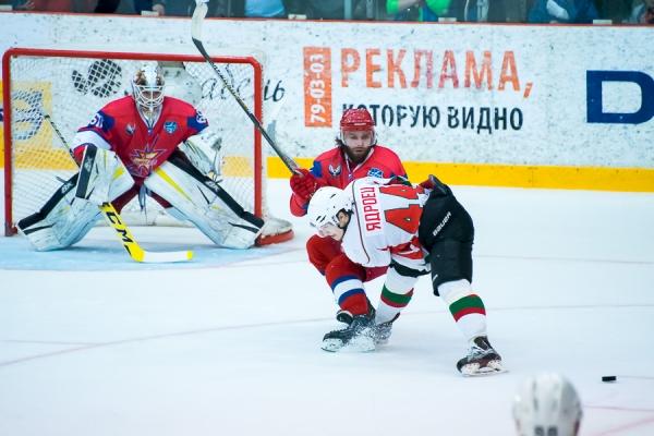 Фото: пресс-служба хоккейного клуба «Ижсталь»