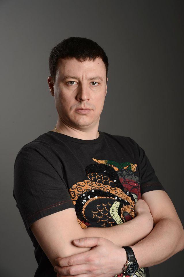 Руководитель ЖЭУ № 5 и № 6 Сергей Мандрыкин. Фото: facebook.com