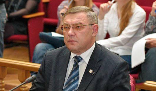 Юрий Тюрин. Фото: facebook.com