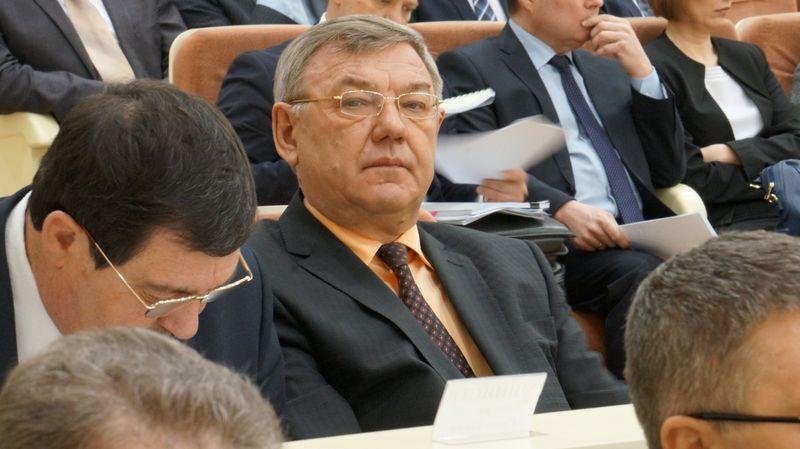 К мэру Тюрину депутаты отнеслись с пониманием.Фото: «ДЕНЬ.org»