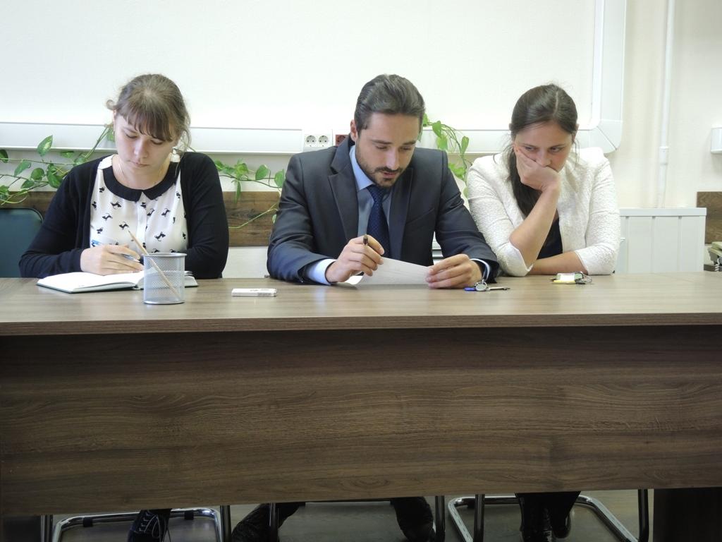 Комиссия Удмуртского УФАС России. Фото ©День.org