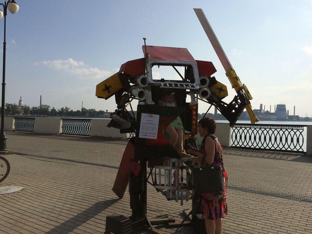 «Щелкунчик» и «Сознательные» граждане. Фото ©День.org