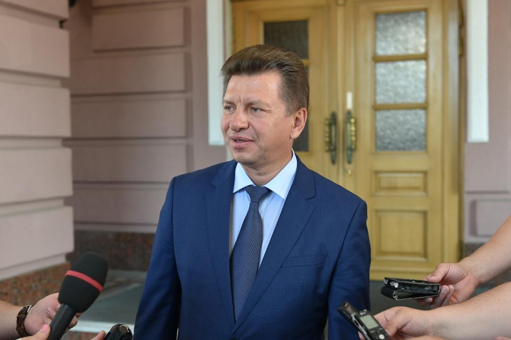 Виктор Савельев. Фото: пресс-служба главы и правительства УР.