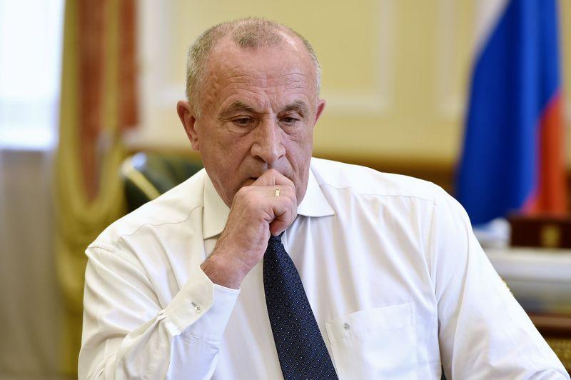 Глава УР Александр Соловьёв. Фото: пресс-служба главы и правительства УР