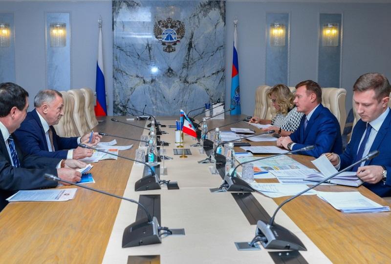 Директор Федерального дорожного агентства Роман Старовойт похвалил дорожников Удмуртии