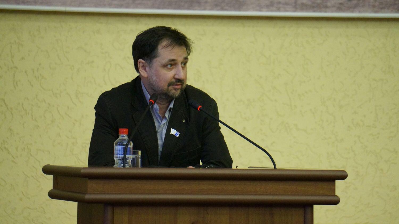 Сергей Щукин. Фото: © «ДЕНЬ.org»