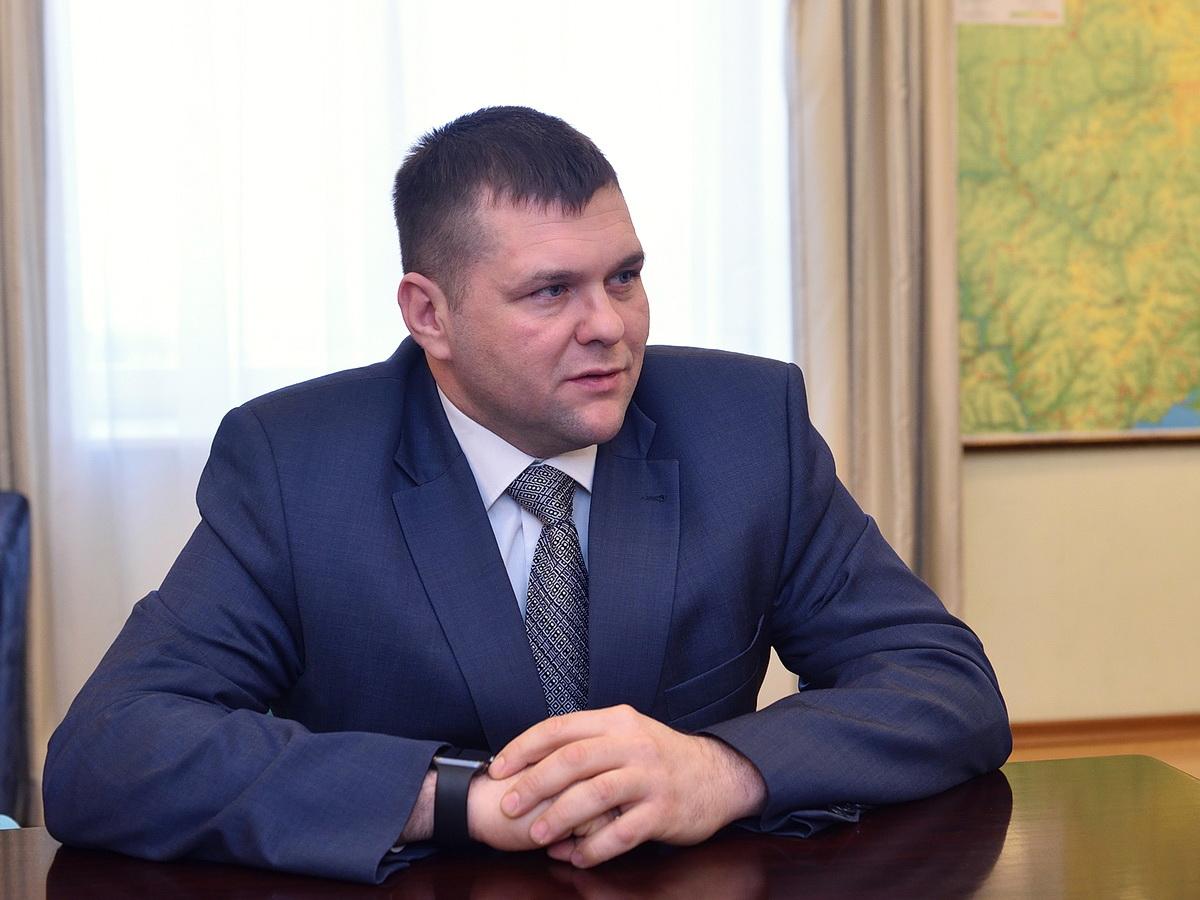Андрей Топал. Фото: пресс-служба главы и правительства Удмуртии