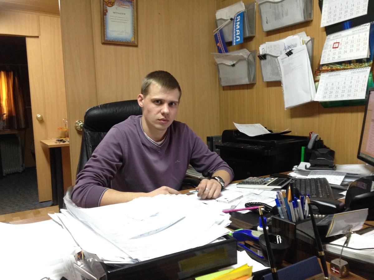 Дмитрий Воронков. Фото: © «ДЕНЬ.org»