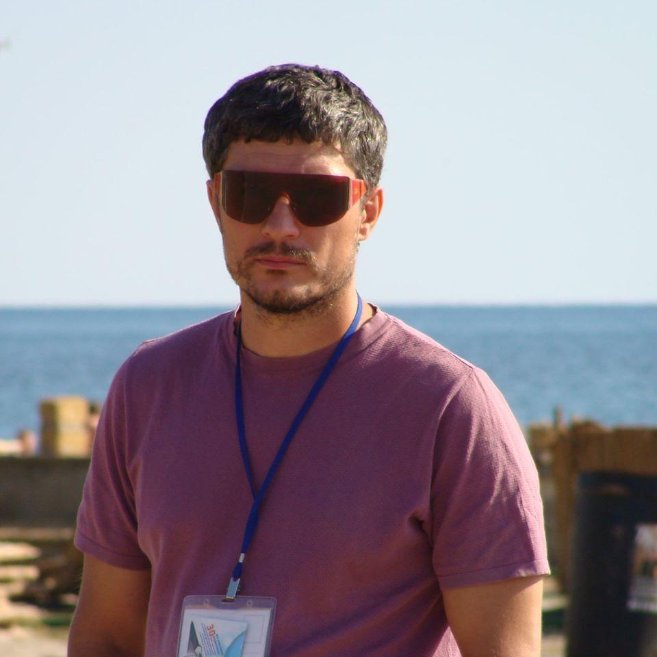 Сергей Градировский. Фото: facebook.com (Сергей Градировский)