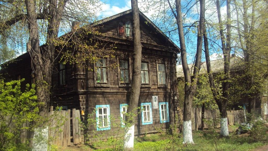 Дом горного инженера Николая Черницына. Фото: © «ДЕНЬ.org»