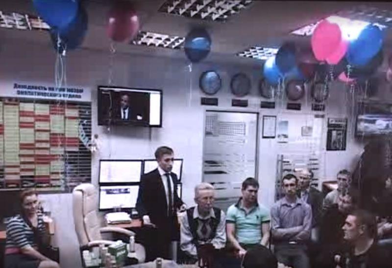 Обучение «новичков». Фото: кадр из видео МВД по УР