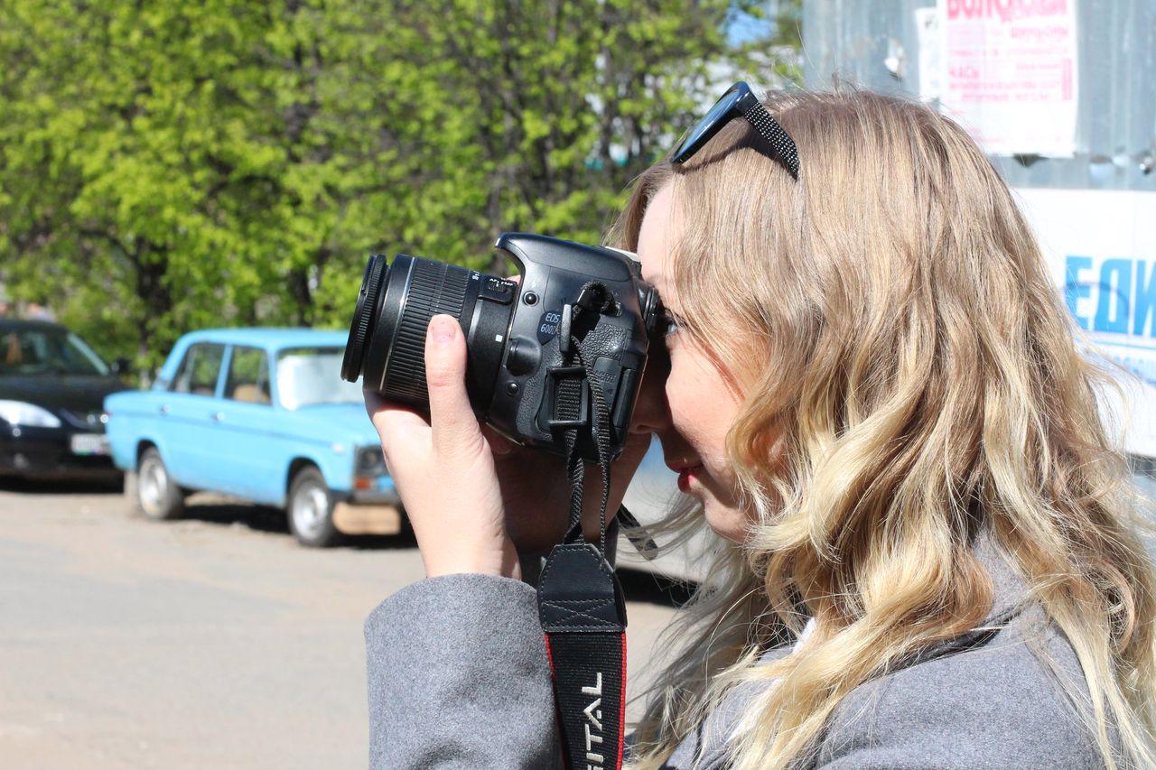 Мария Колясникова. Фото: © «ДЕНЬ.org»