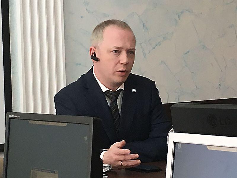 Председатель уполномоченного Комитета родителей школы №40 Сергей Канторович