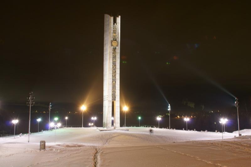 Монумент общий, а рацион разный. Фото: autotravel.ru