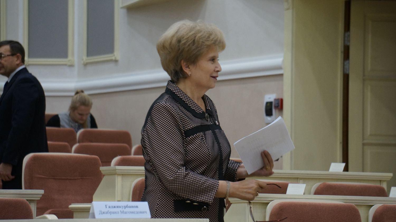 Ректор УдГУ Галина Мерзлякова. Фото ©«ДЕНЬ.org»