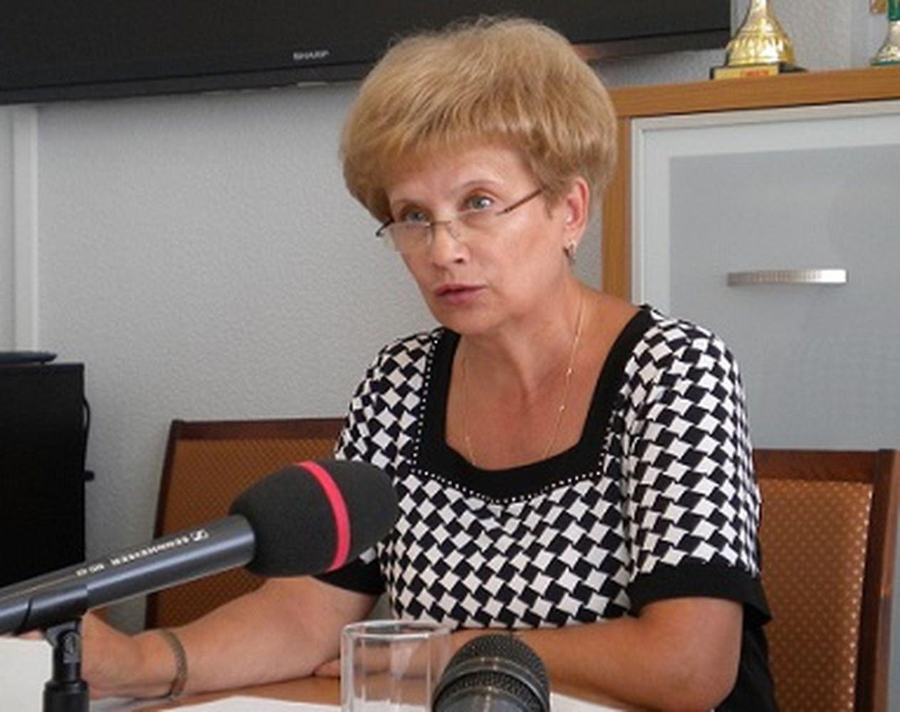 Галина Мерзлякова. Фото ©День.org