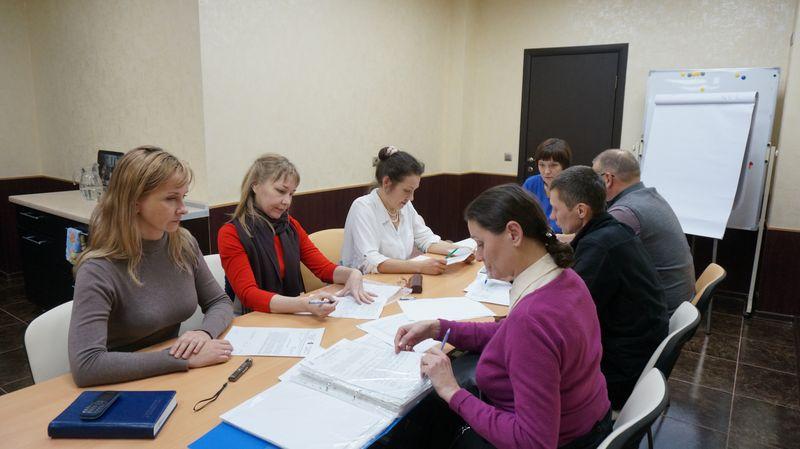 Инициативная группа дольщиков дома № 47а на Петрова. Фото:©День.org