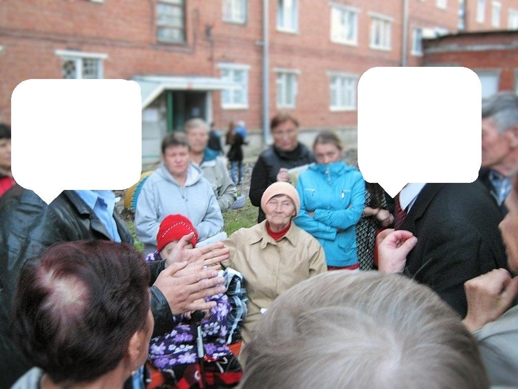 Кандадаты от разных Партий устроили дебаты. Фото ©День.org