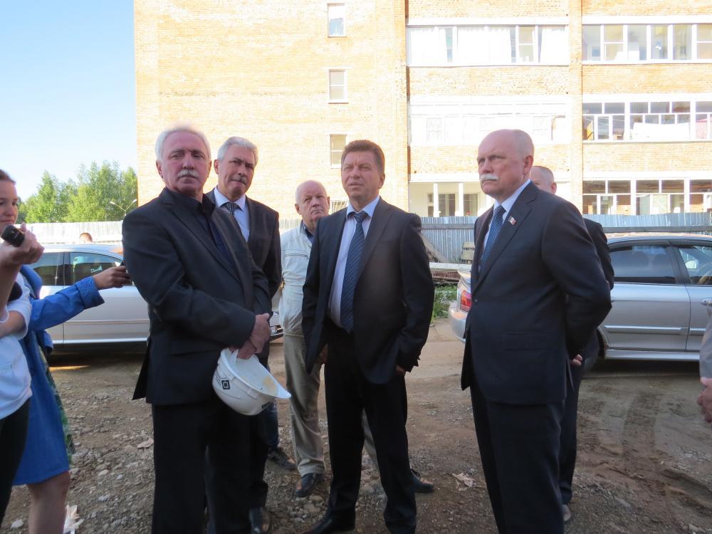 Республиканские власти дали понять, что сделали все, что могли. Фото: glazovportal.net