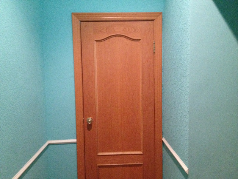Вот она, закрытая дверь ООО «Конкорд трейд». Фото: © «ДЕНЬ.org»