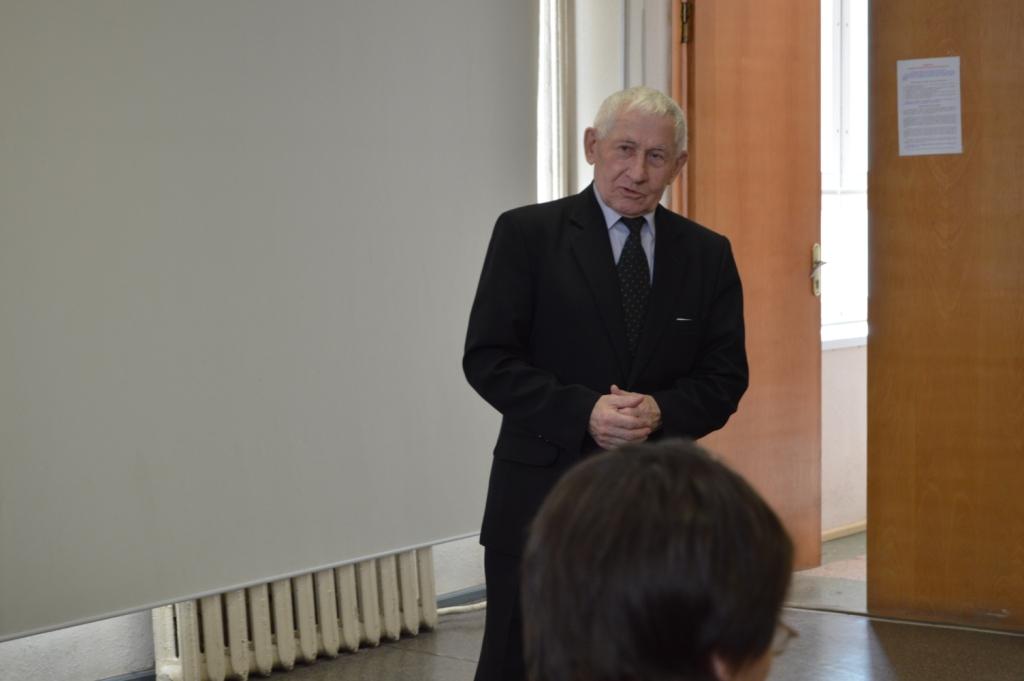 Народный художник Удмуртии, профессор живописи и этнограф Семен Виноградов. Фото: © «ДЕНЬ.org»