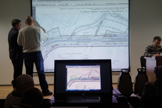 Публичные слушания. Фото: информационно-аналитическое управление администрации Ижевска