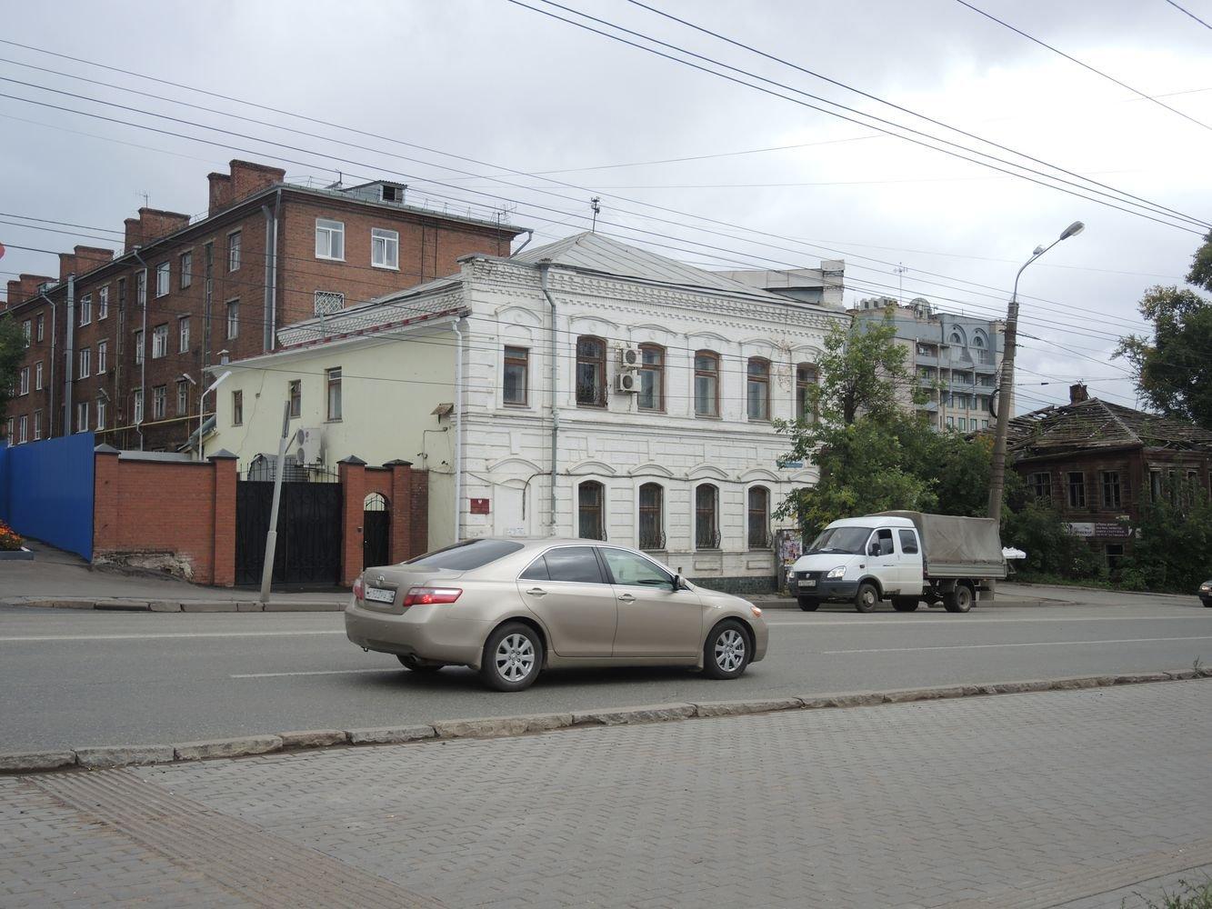 Перекресток улиц Горького и Пастухова. Фото ©День.org